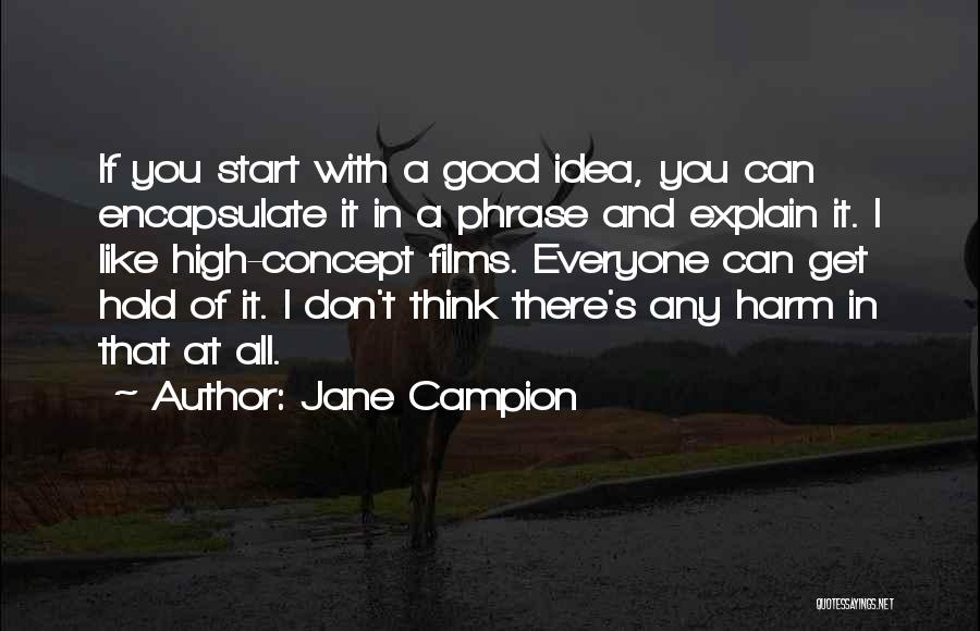 Jane Campion Quotes 622157