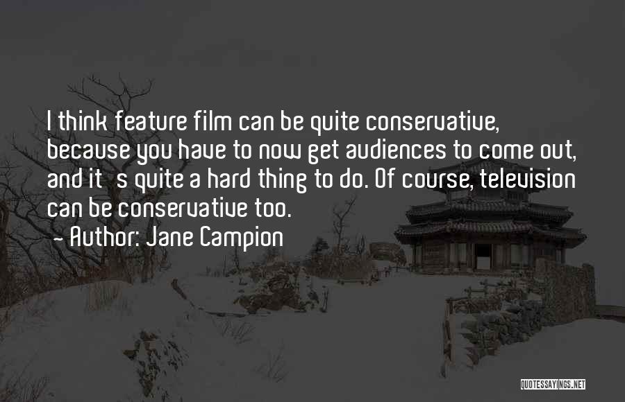 Jane Campion Quotes 745401