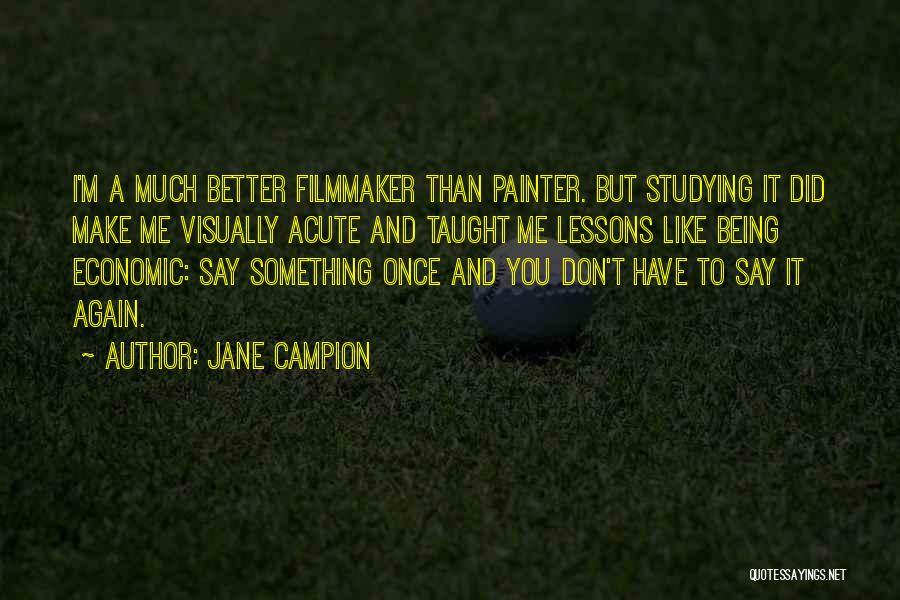 Jane Campion Quotes 793812