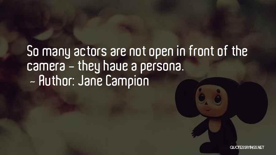 Jane Campion Quotes 803461
