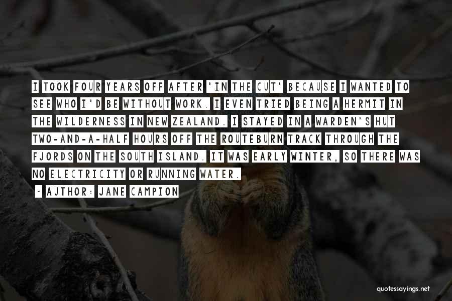 Jane Campion Quotes 872289