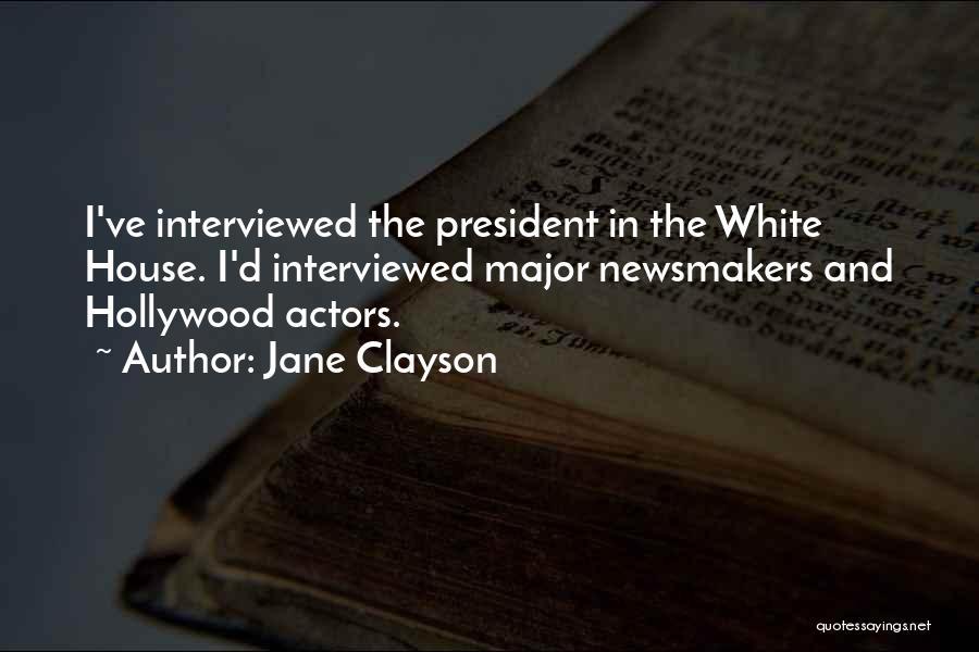 Jane Clayson Quotes 1888588