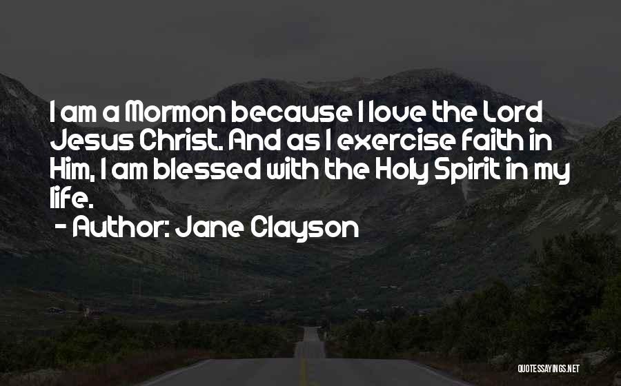 Jane Clayson Quotes 1971582