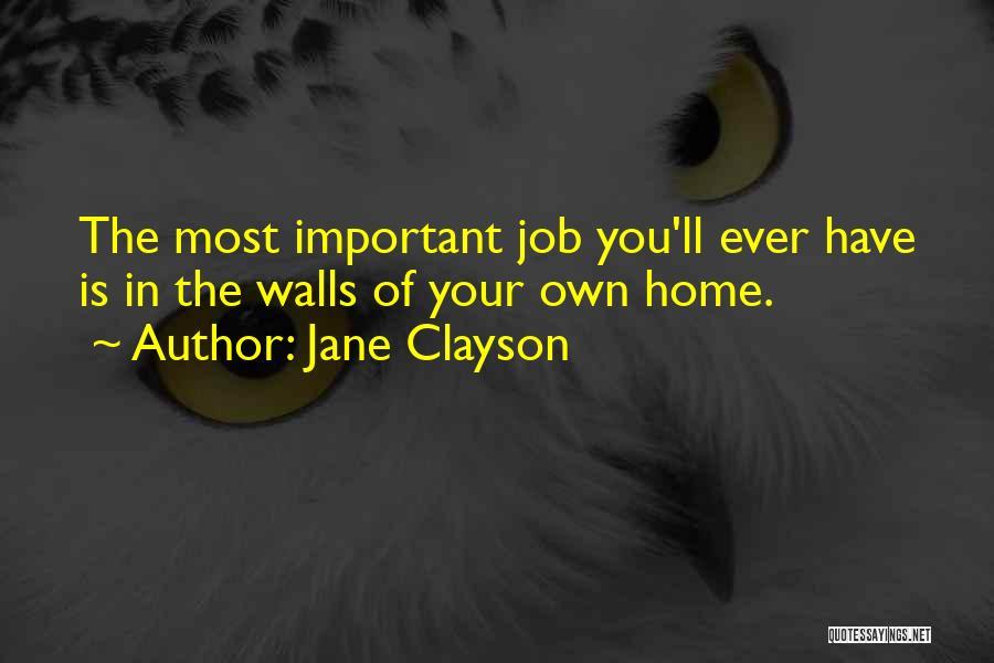 Jane Clayson Quotes 2256423