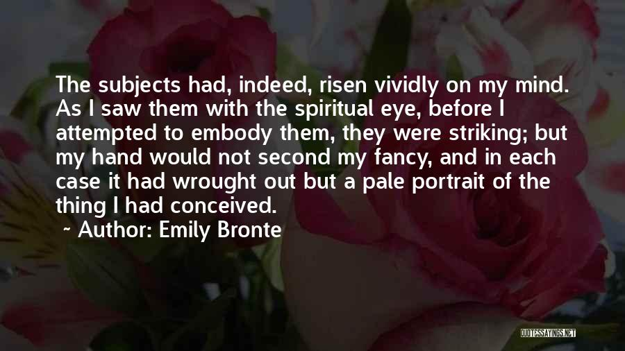 Jane Eyre Quotes By Emily Bronte