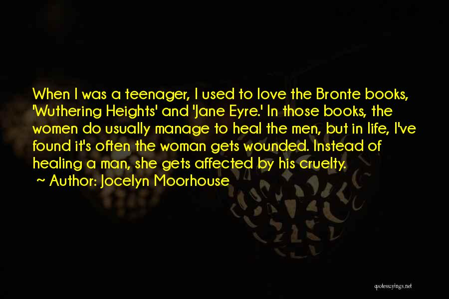 Jane Eyre Quotes By Jocelyn Moorhouse