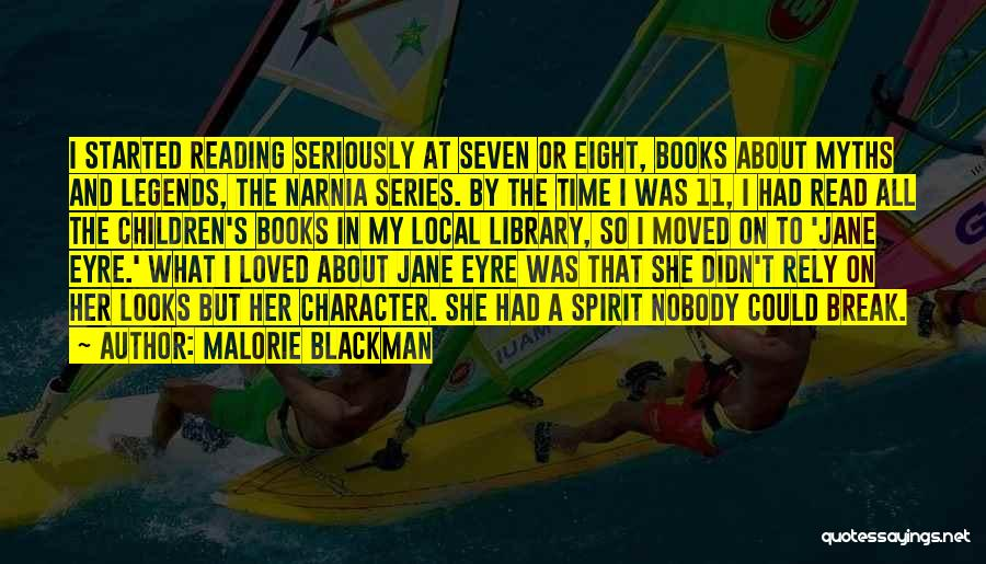Jane Eyre Quotes By Malorie Blackman