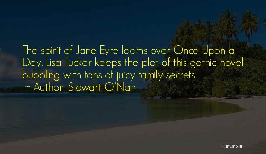 Jane Eyre Quotes By Stewart O'Nan