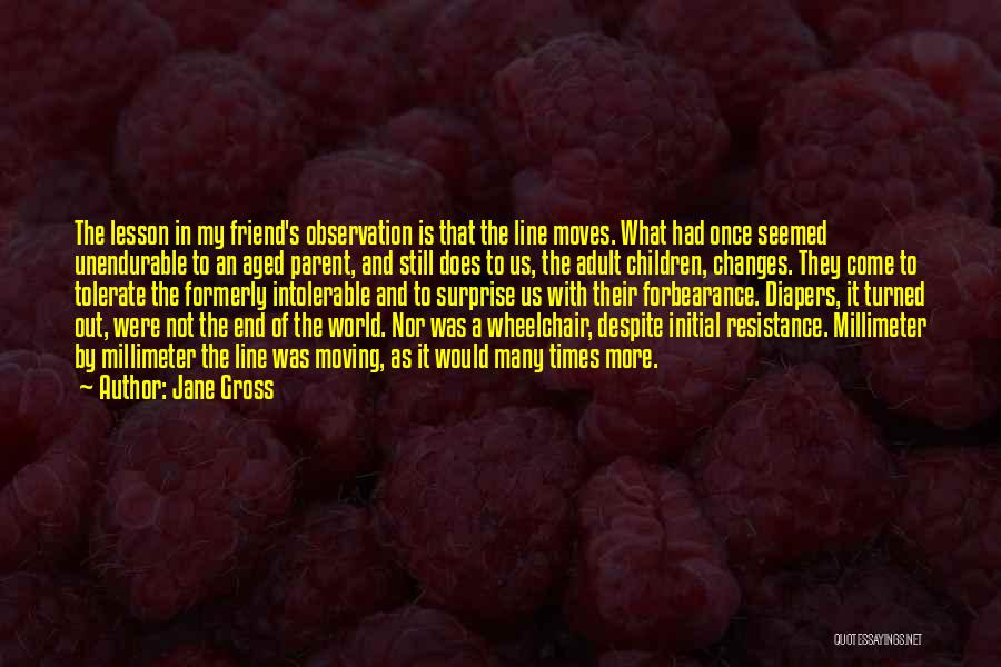 Jane Gross Quotes 891937