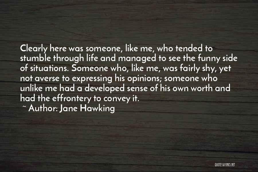 Jane Hawking Quotes 1874029