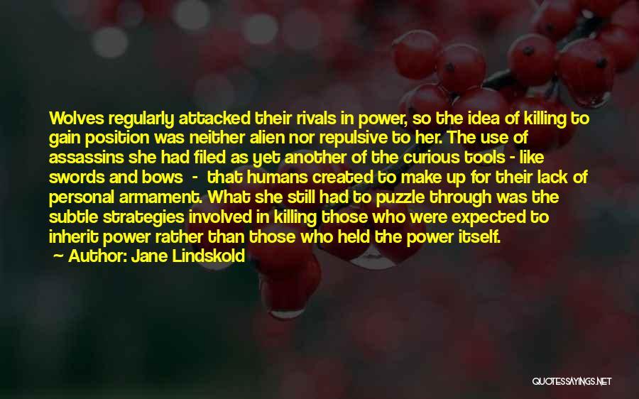 Jane Lindskold Quotes 2096130