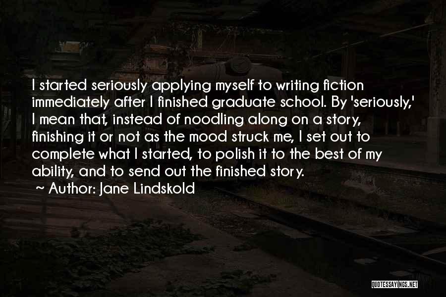 Jane Lindskold Quotes 811337