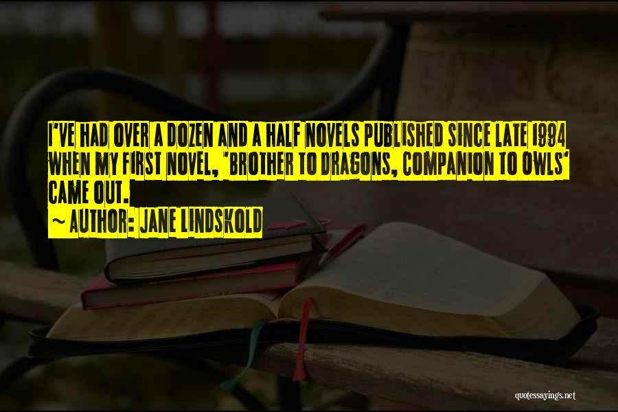 Jane Lindskold Quotes 826936