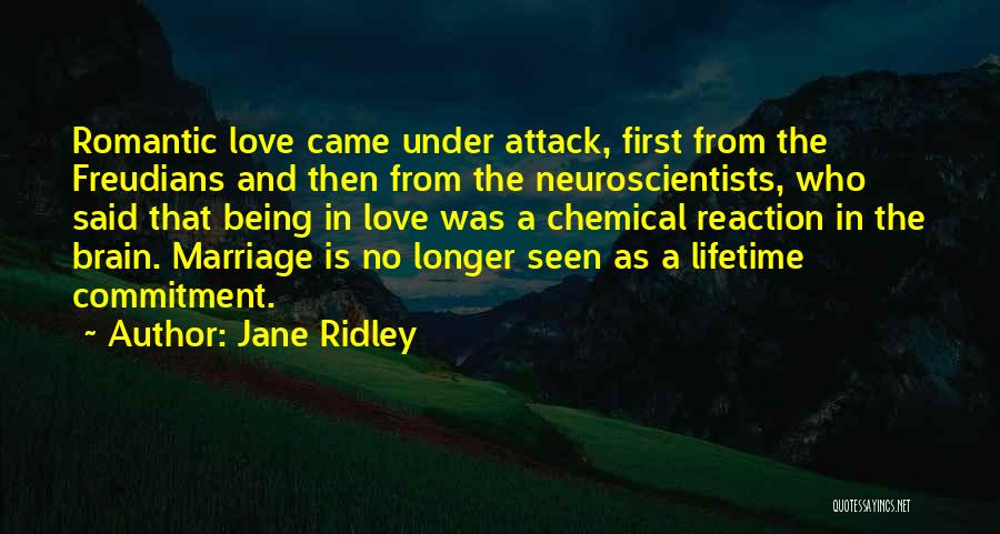 Jane Ridley Quotes 1096258