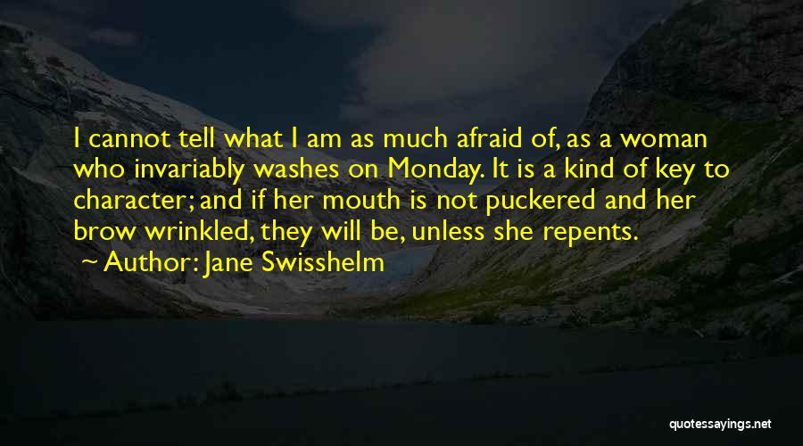 Jane Swisshelm Quotes 1108993