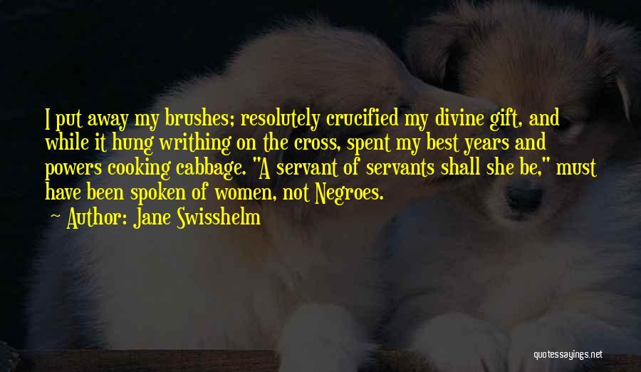 Jane Swisshelm Quotes 1372875