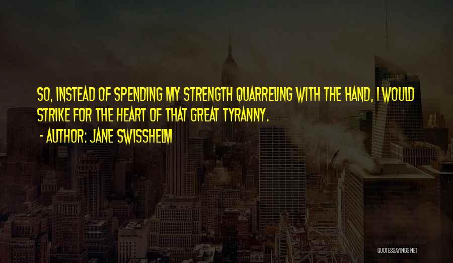 Jane Swisshelm Quotes 1626979