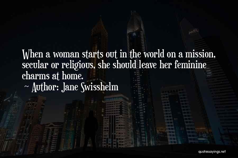 Jane Swisshelm Quotes 1723052