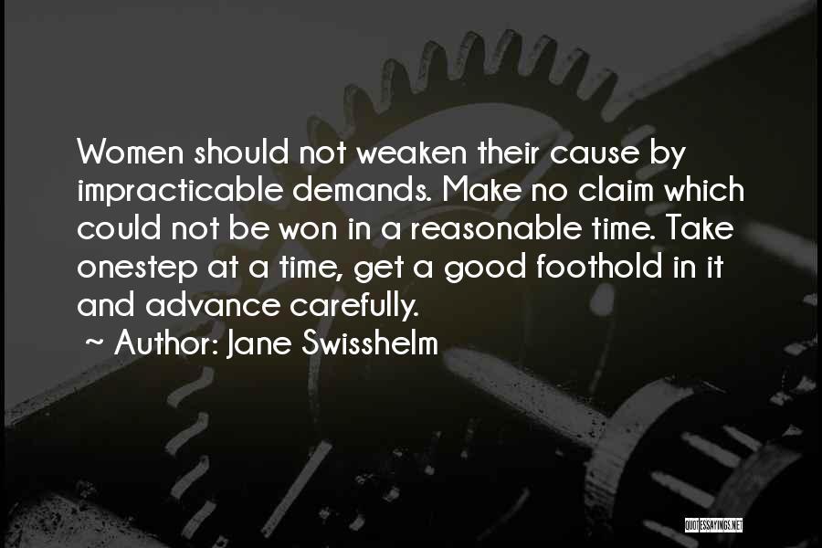 Jane Swisshelm Quotes 2069238
