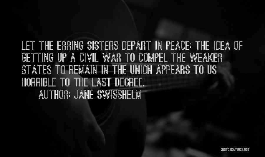 Jane Swisshelm Quotes 670288