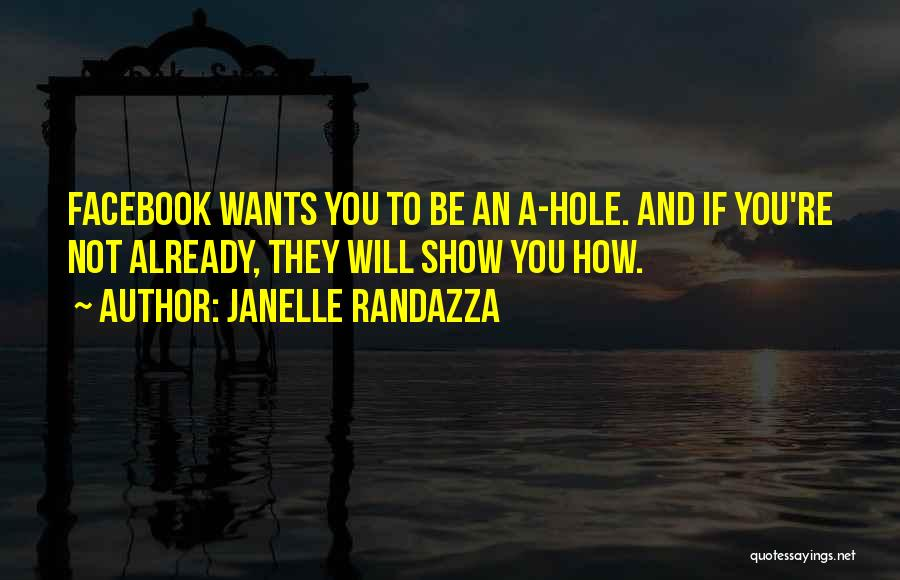 Janelle Randazza Quotes 907007