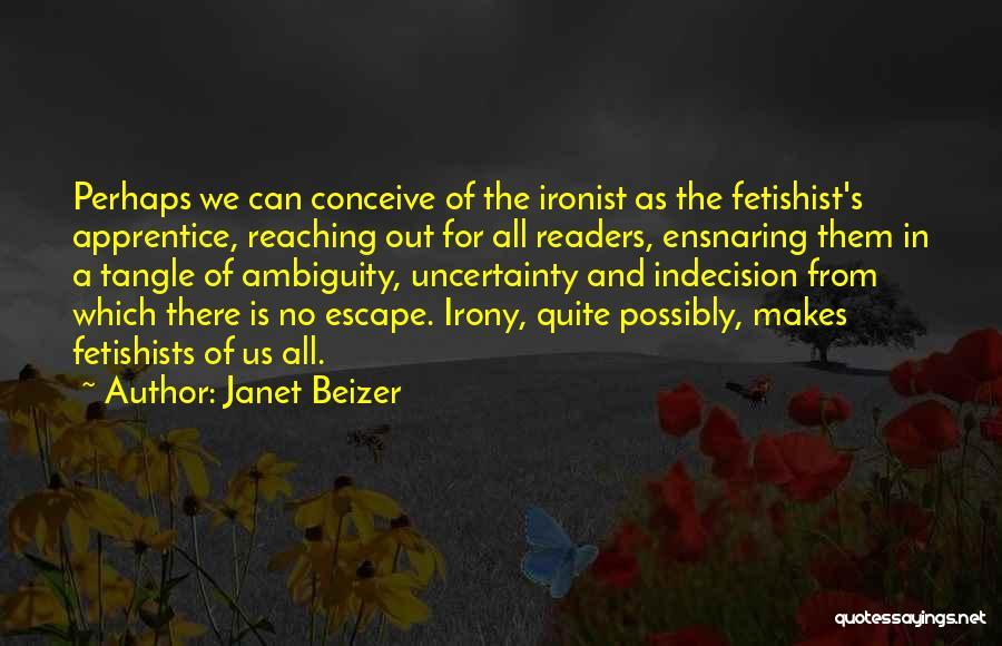 Janet Beizer Quotes 883227