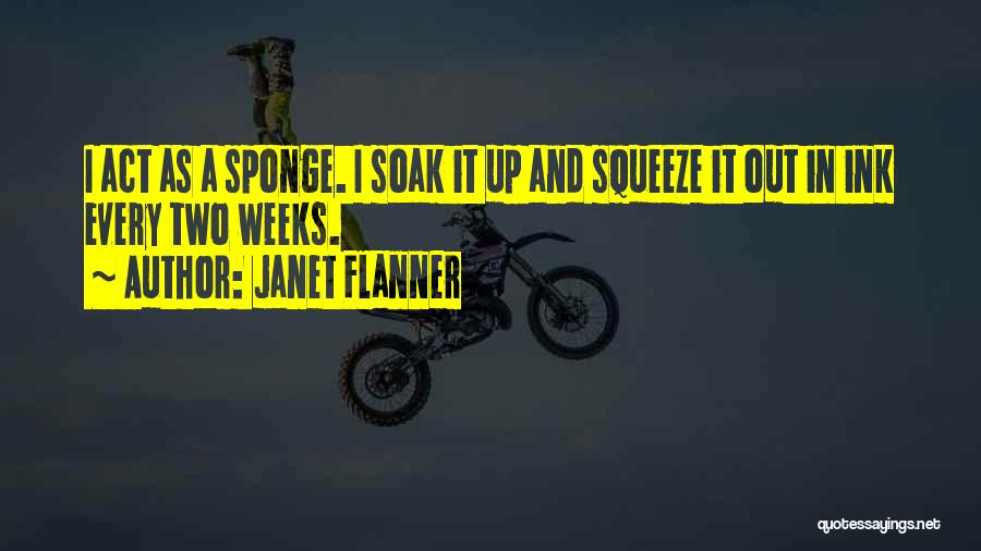 Janet Flanner Quotes 1236076