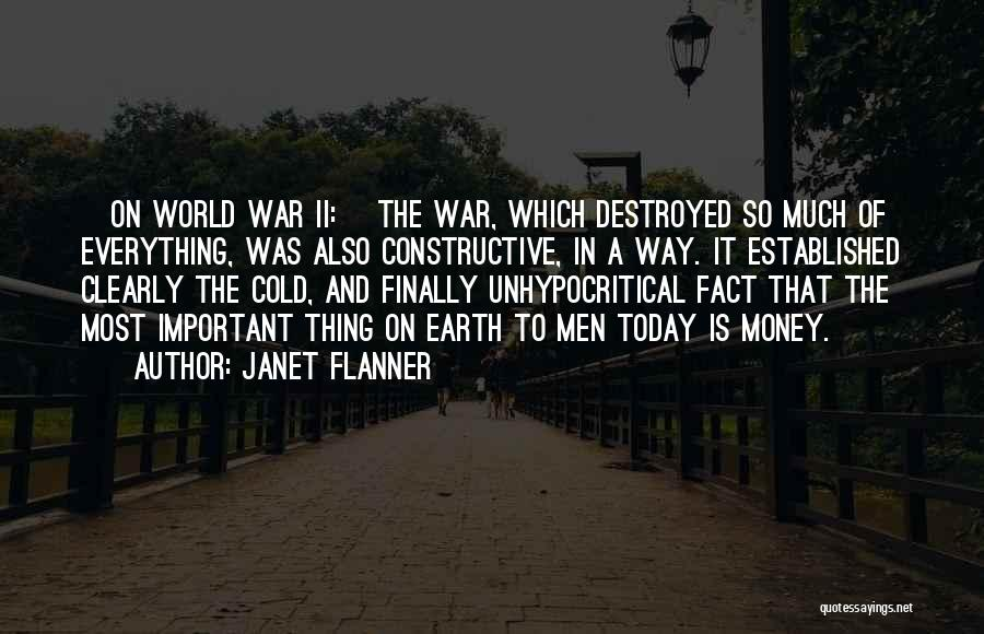 Janet Flanner Quotes 2105591