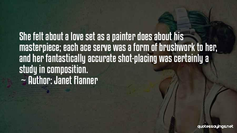 Janet Flanner Quotes 317811