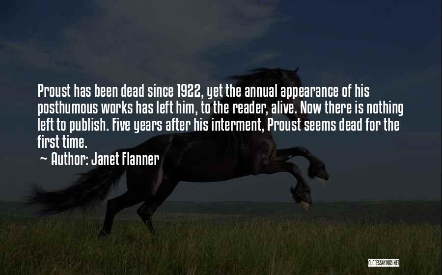 Janet Flanner Quotes 516361