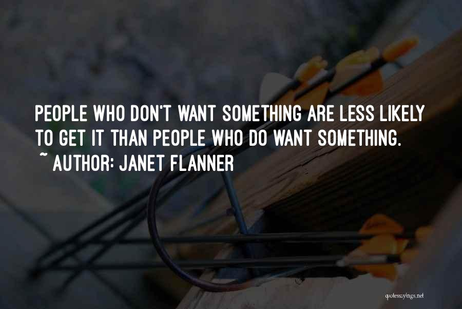 Janet Flanner Quotes 824773