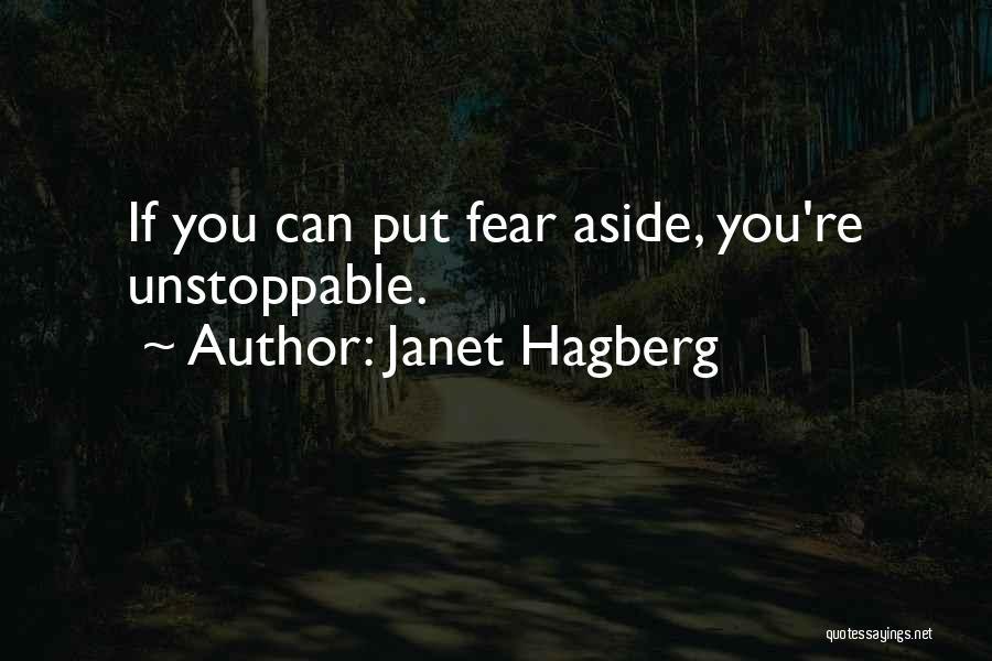 Janet Hagberg Quotes 318755