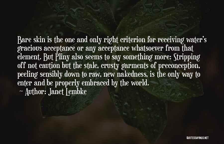 Janet Lembke Quotes 1114136
