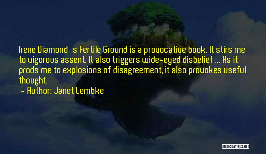 Janet Lembke Quotes 1700867