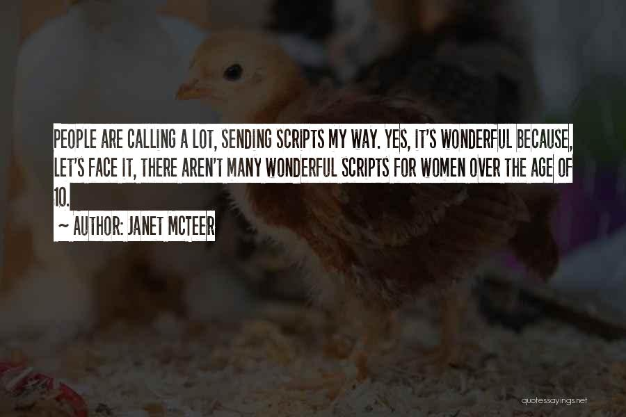 Janet McTeer Quotes 566523