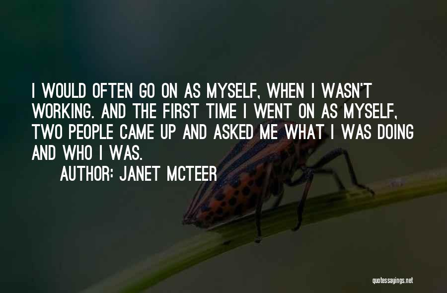 Janet McTeer Quotes 870363