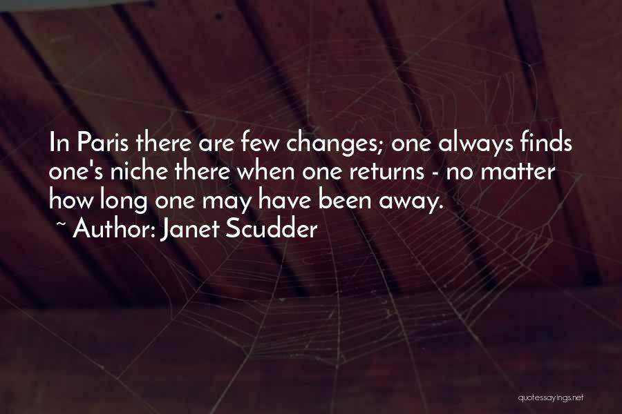 Janet Scudder Quotes 1635334