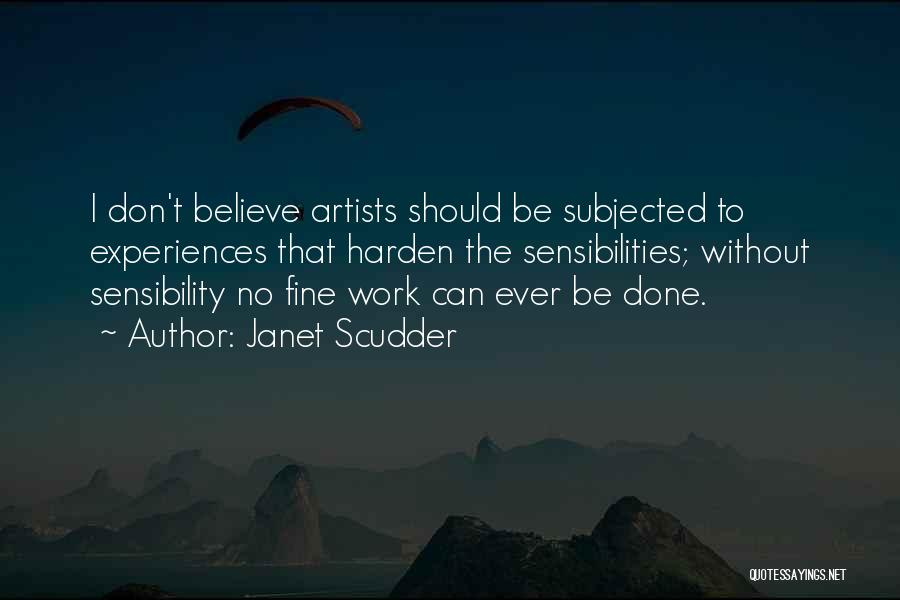 Janet Scudder Quotes 2150032