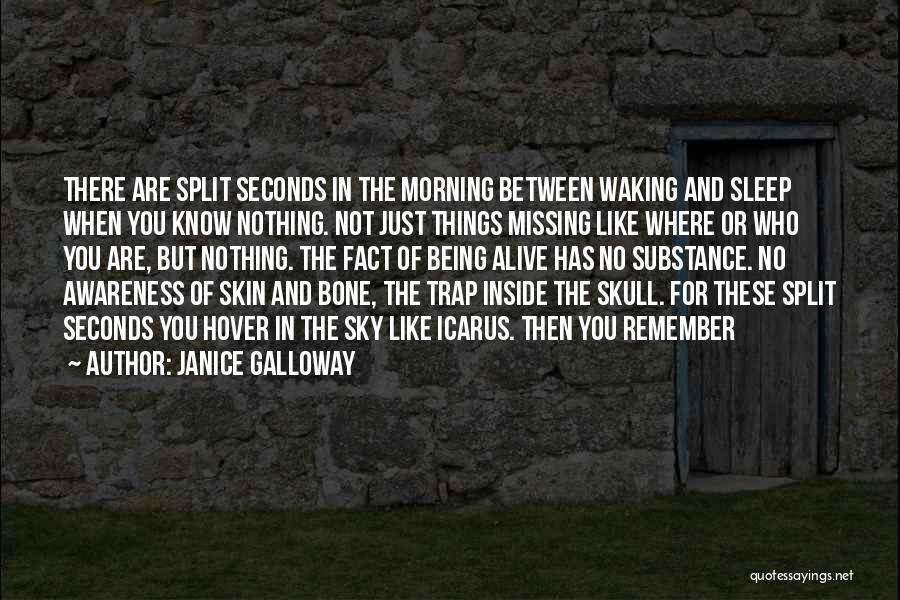 Janice Galloway Quotes 1354073