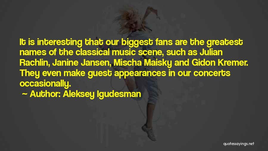 Jansen Quotes By Aleksey Igudesman