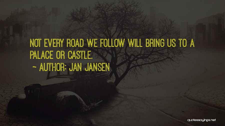 Jansen Quotes By Jan Jansen