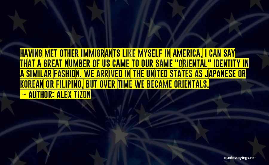 Japanese Fashion Quotes By Alex Tizon