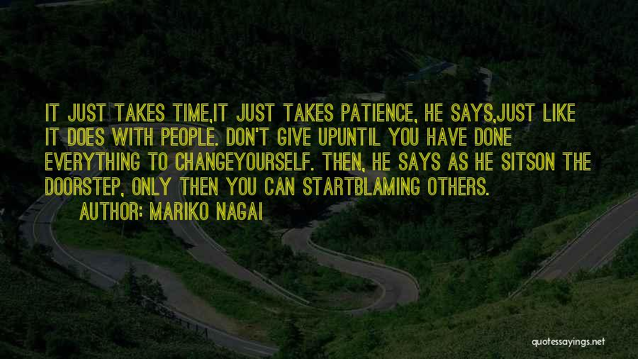 Japanese Internment Quotes By Mariko Nagai