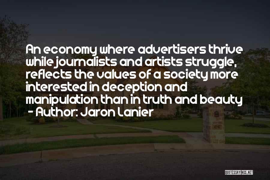 Jaron Lanier Quotes 1827707