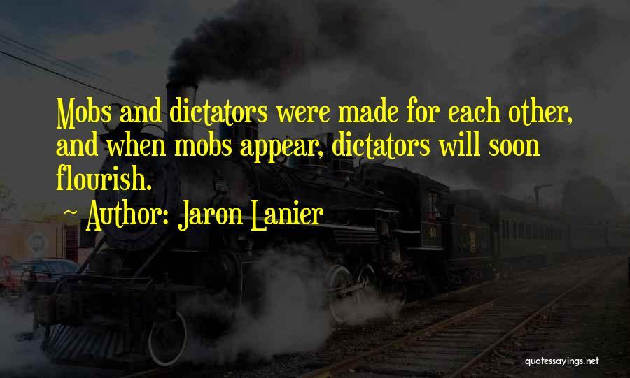 Jaron Lanier Quotes 254054