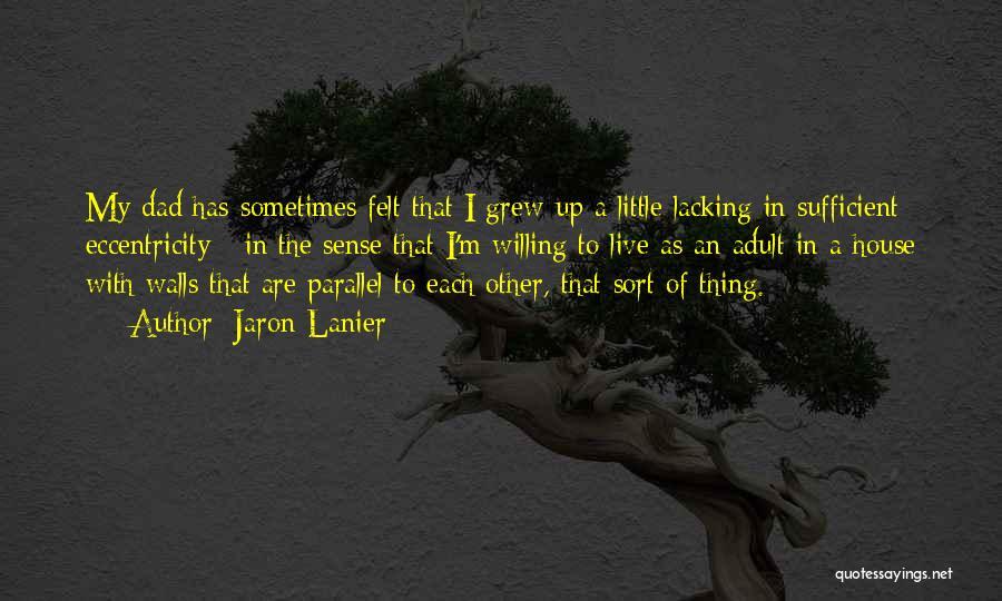 Jaron Lanier Quotes 278330