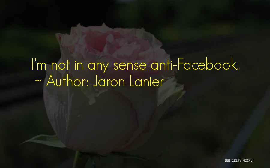 Jaron Lanier Quotes 543532