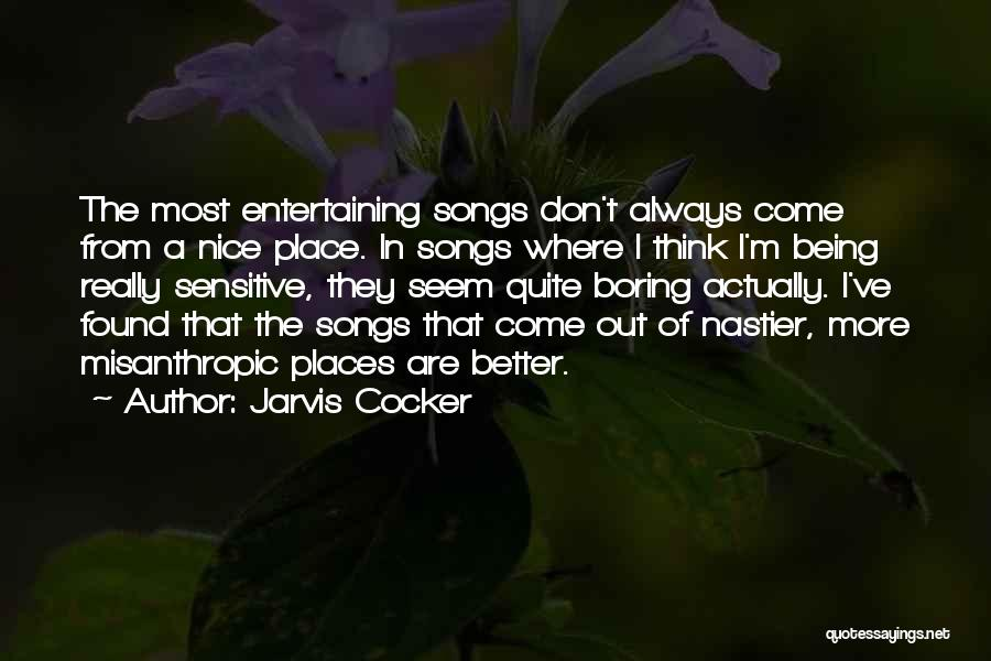 Jarvis Cocker Quotes 1201110