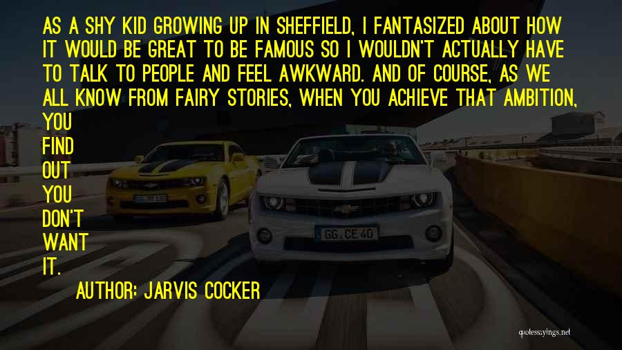 Jarvis Cocker Quotes 136731