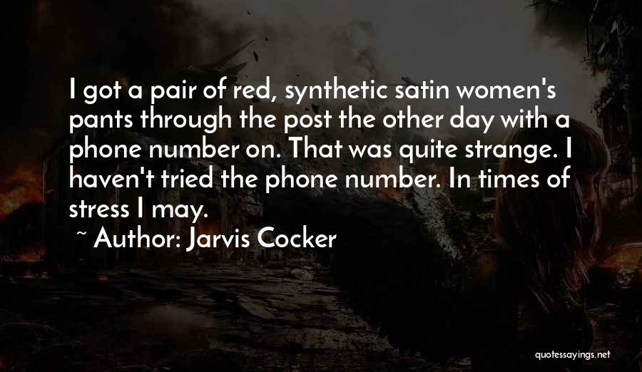 Jarvis Cocker Quotes 298306